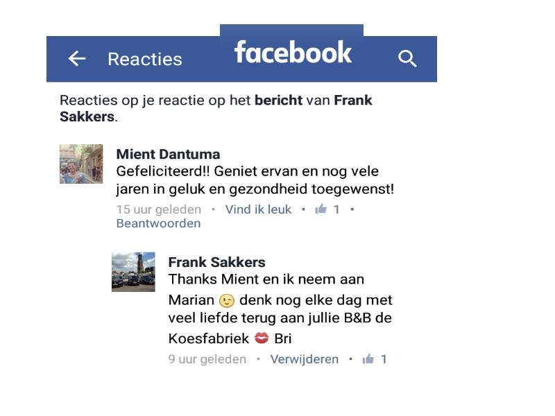 2016-07 reactie facebook Frank en Brigitte